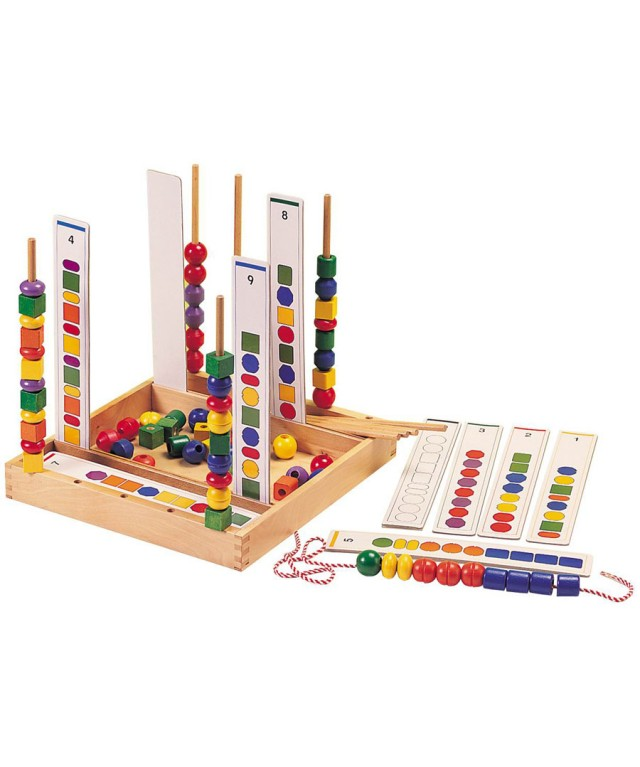 Bead Stacker & Sorter